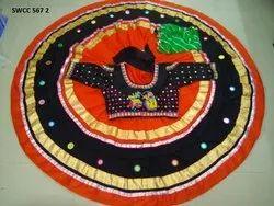 Ladies Cotton Chaniya Choli