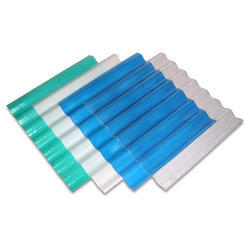 Corrugated Fibre Roofing Sheets, Thickness: 1.21 mm