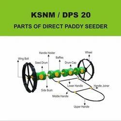 KSNM Direct Paddy Seeders Machine