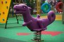 2 Seater Dinosaur Spring Rider