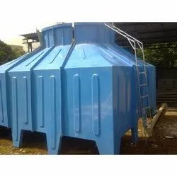 400 TR FRP Square Cooling Tower