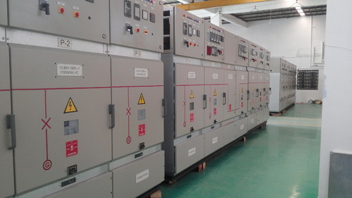 33kv Three Phase Ht Panels, Hvac