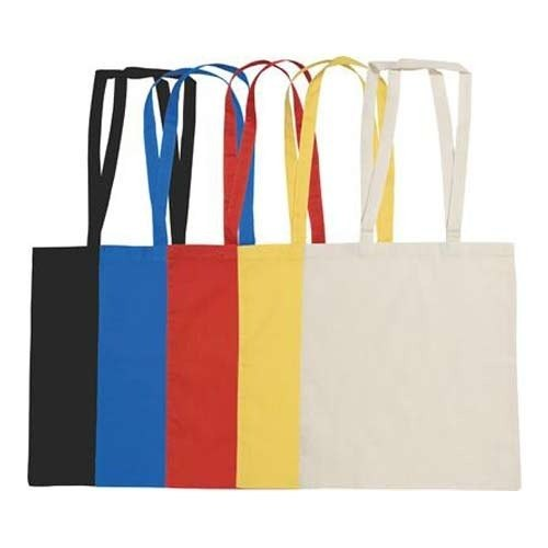 Traditional Canvas Shopping Bags