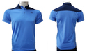 Sky Blue Polyester Adidas Men's T-shirt