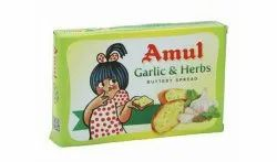 Amul Garlic Butter Mrp 47rs/ Selling Price 43rs/