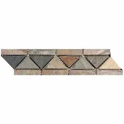 Capstona Kund Triangles Borders Tiles