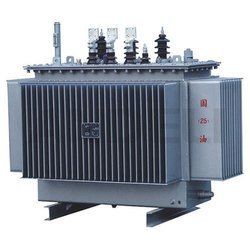 Single Phase Self Protected Ground Mounted Distribution Transformer