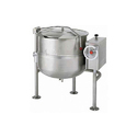 Stainless Steel Steam Jacketed Kettles 100 Literst