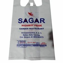 Plastic Shopping Carry Bag