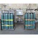 Industrial Gases Cylinder Filling Station