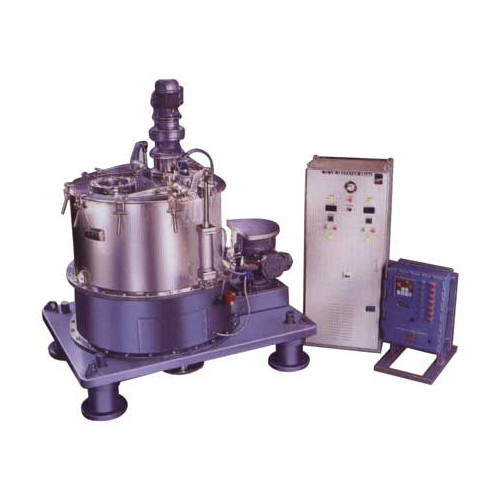 200 Kg Four Point Bottom Discharge Centrifuge Machine