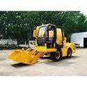 Self Loading Mobile Concrete Mixer Rental Service, Rental Duration: 30 Days, Model Type: Argo 4000