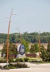 Conical Decorative Pole