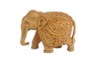 Wooden Elephant Small