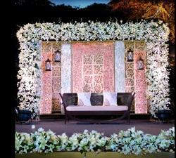 Wedding Flower Decoration In India
