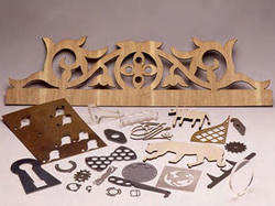 Non Metal Laser Cutting Service