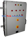 Flame Proof Panel for PLC Automation