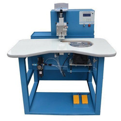Single Head Pearl Attaching Machine