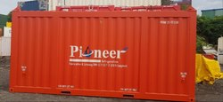 DNV 2.7-1 Certified 20 Feet Container Rental