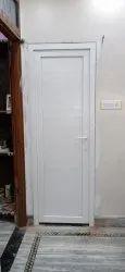 White UPVC Door, Interior