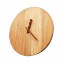Modern Wooden Clock