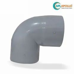 Female 90 Degree Apollo AGRI Elbow PN10, Size: 90 - 110 mm