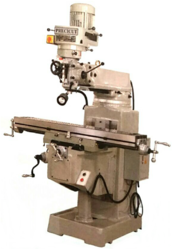 Precision Milling Machines