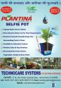 Plantina (Self Watering Pot)