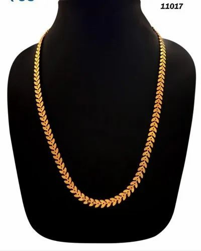 313a6d987fbcd Red Chillis Gold Plated Chain