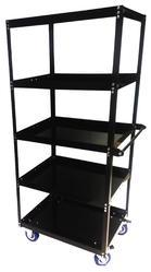 5 Shelf -Utility Cart