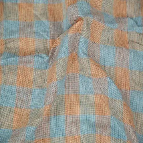Cotton Chex Fabric