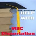 IGNOU MSc Dissertation Report Writing Services