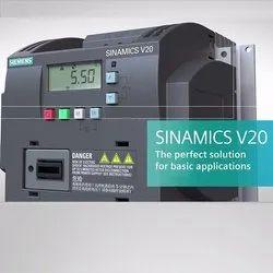 Siemens V20 AC Drive Sinamics V20 VFD