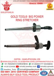 Gold Tool Big Power Ring Stretcher Big For Jewelry
