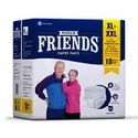 Friends Adult Premium Disposable Pullups : XL - XXL
