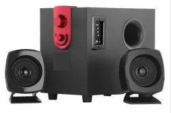 Creative Black CMIT-1888 (2.1), Total Output 12w + 4w*2 Rms