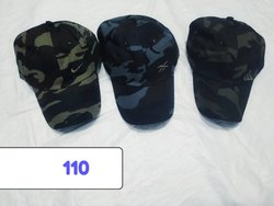 Military Baseball Cotton Embroidery Caps And Hats Code 110