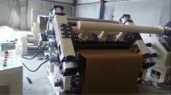 Oblique Type Fingerless Corrugated Box Making Machine