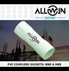 Allwin Electric PVC Pipe Sockets