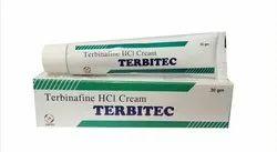Terbitec Cream 1% Ointment Terbitec Cream, Packaging Size: 30 Gm, Packaging Type: Tube
