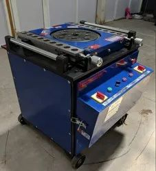 Semi Automatic Bar Bender Machine