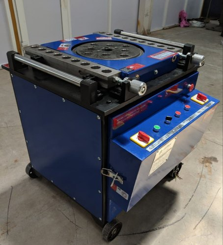 Bar Bending Machines - Semi Automatic Bar Bender Machine