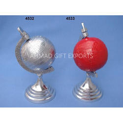 Decorative Aluminium Globe