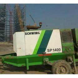 Schwing Setter Concrete Pump Repairing Service