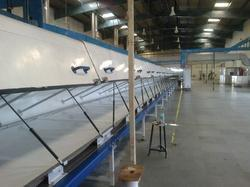 Cooling Tunnel for Food Industry