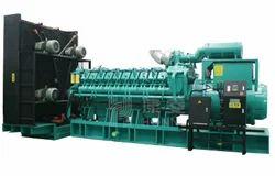 Cummins 6L8.9TAA-G4 Diesel Engine Power Generator