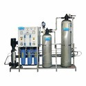 RO 500 LPH Plant Industrial Water Purifier