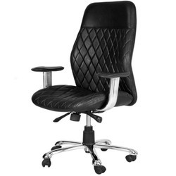 High Back Black Ergonomical Chair