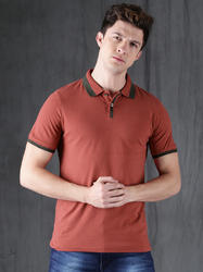 Solid Polo T-Shirts