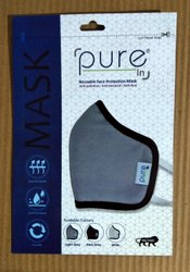 mask paper pouch